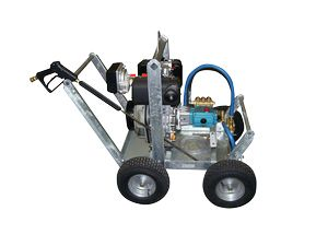 Offshore ready Diesel Pressure Washers